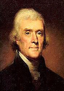 Biography Of Thomas Jefferson